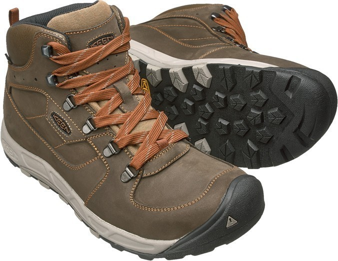 Keen Westward Mid Leather WP man
