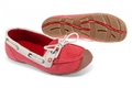 CATALINA CANVAS BOAT SHOE W